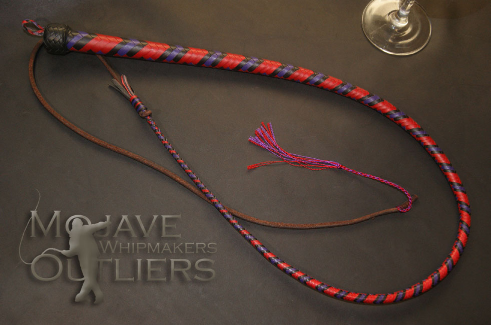 Mojave Outliers Whipmakers Temptation Budget Boudoir mini pocket snake whip relaxed thong