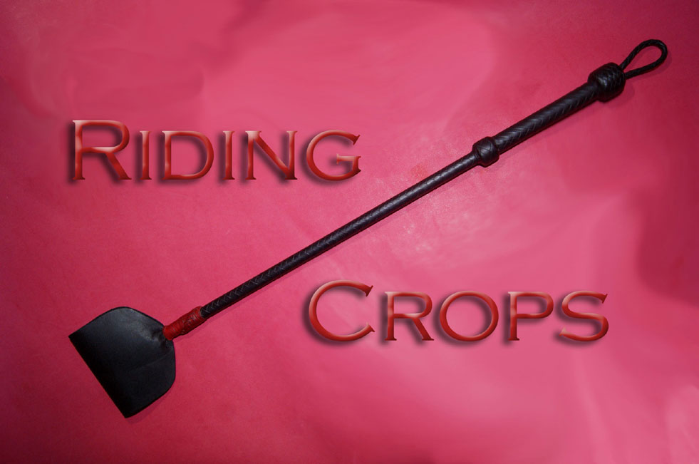 Riding Crops Cover