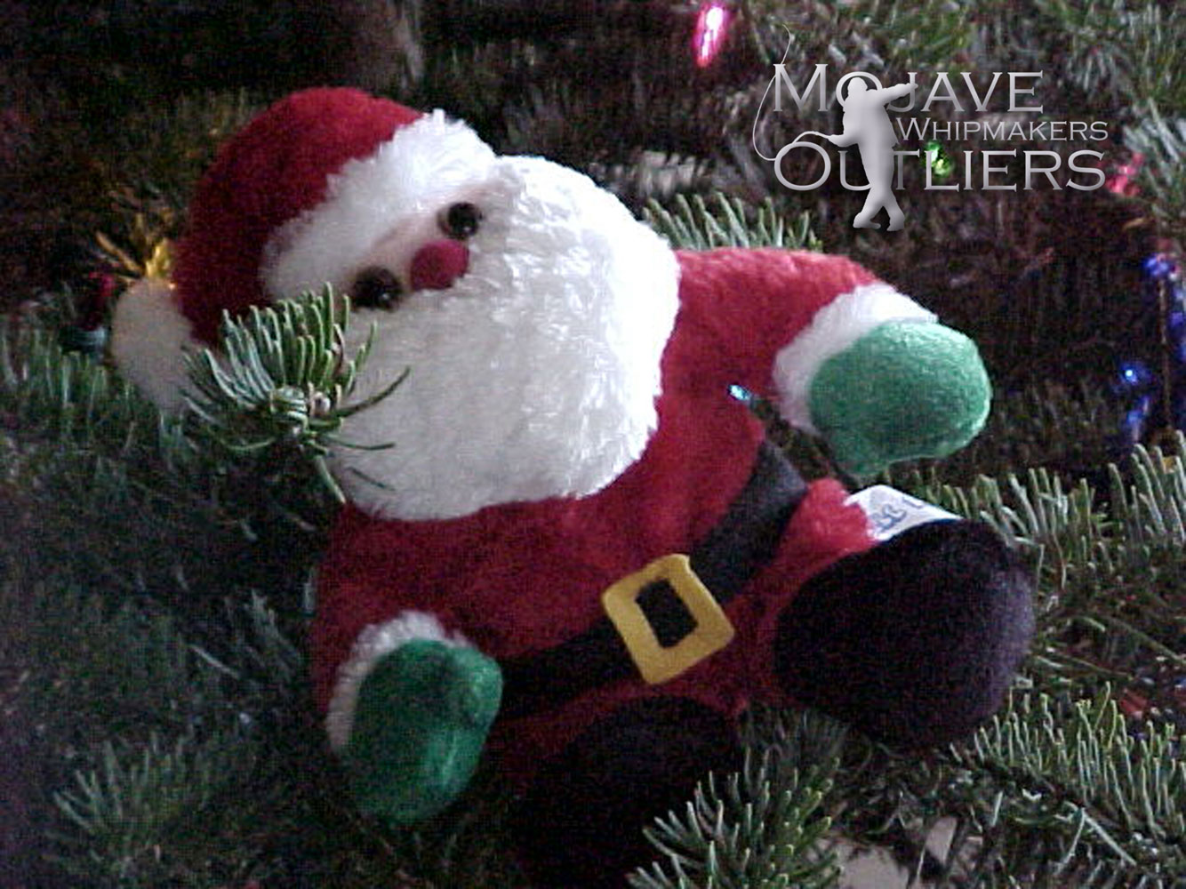 Mojave Outliers Whipmakers Santa Shipping Tips
